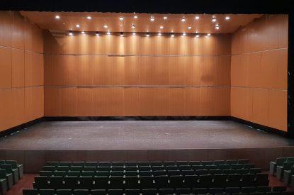 Montaje De Concha Acústica