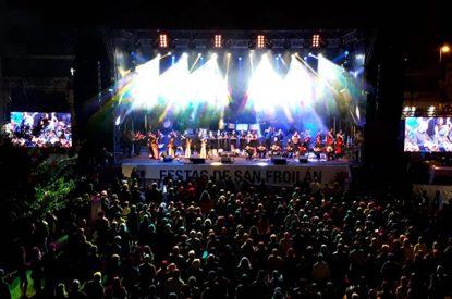 Festas San Froilán 2018 En Lugo