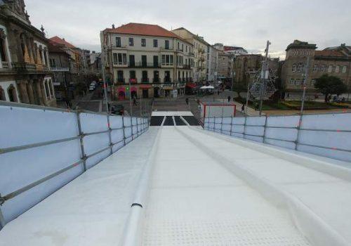 Rampa Deslizante En Pontevedra