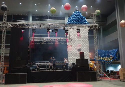 Escenario Fiesta Fin De Año