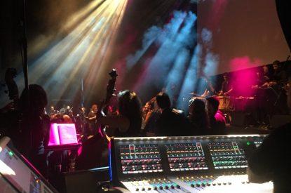 Concierto De Son De Seu En Auditorio Mar De Vigo