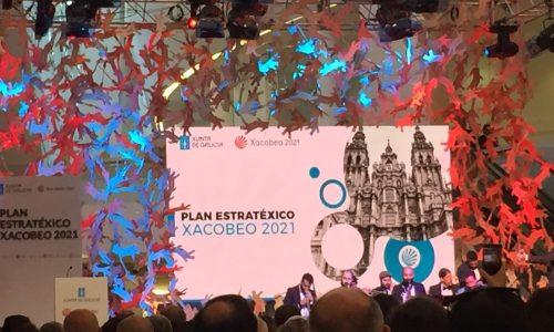 Presentación Plan Estratéxico Xacobeo 2021